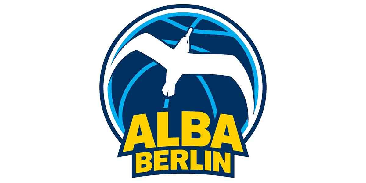 Il logo dell'Alba Berlino