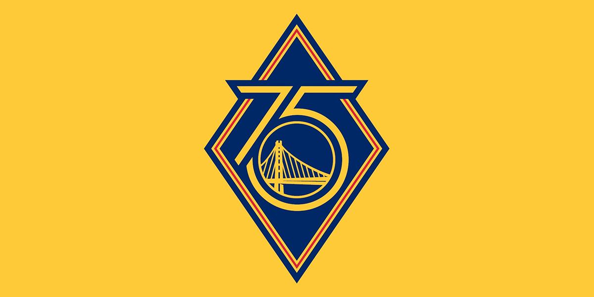 Il logo degli Warriors