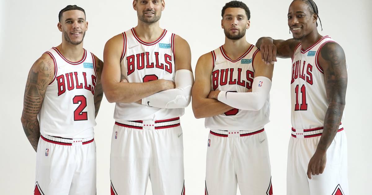 I Chicago Bulls 2021/2022