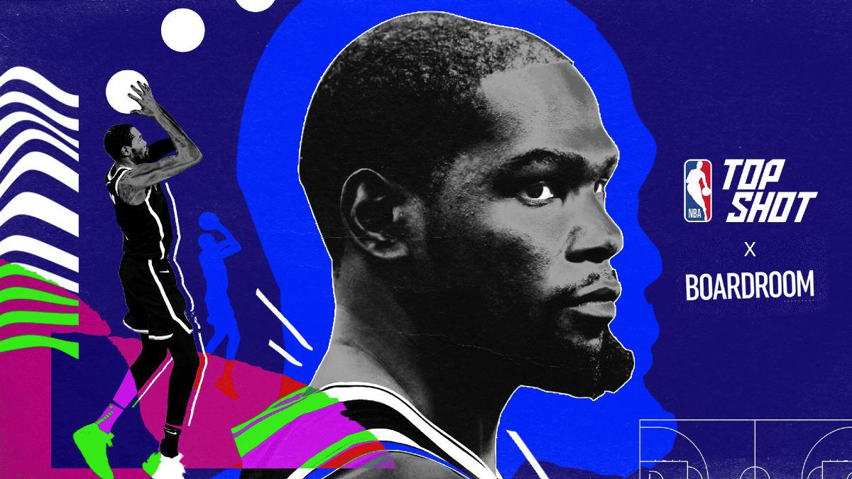 Kevin Durant su NBA Top Shot